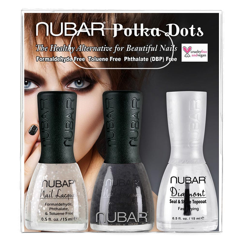 Nubar Polka Dot Collection NU-NPD3 Nail Polish