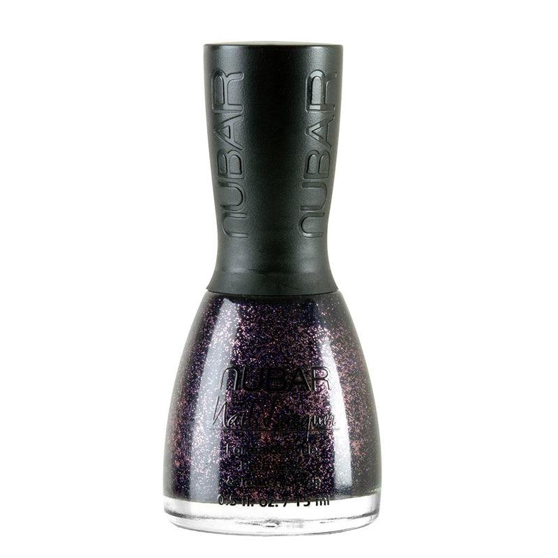 Nubar Purple Rain Glitter NU-G152 Nail Polish - Trendy 1 Collection