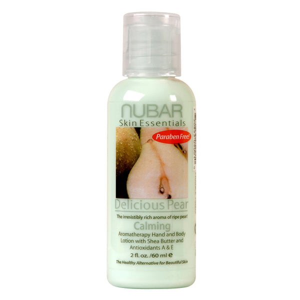 Nubar Skin Essentials Delicious Pear Hand and Body Lotion