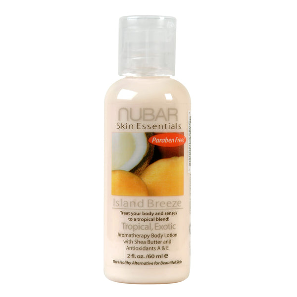 Nubar Skin Essentials Island Breeze Hand and Body Lotion