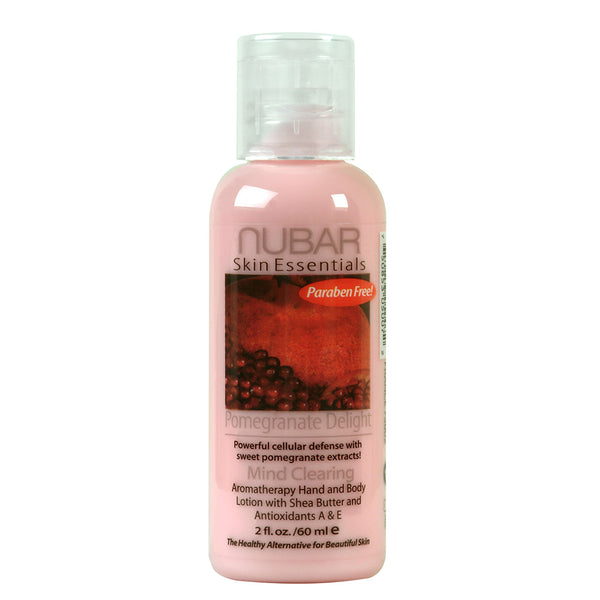 Nubar Skin Essentials Pomegranate Delight Hand and Body Lotion