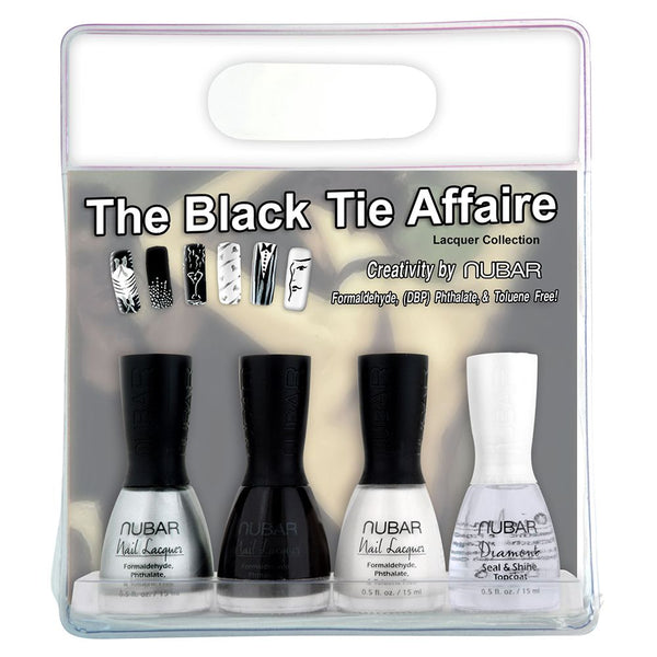 Nubar The Black Tie Affaire Collection NU-NBTOL06 Nail Polish