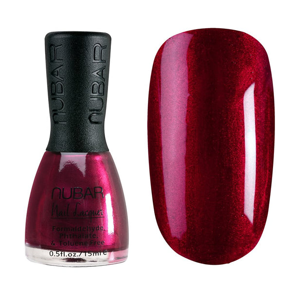 Nubar Torrid Red NU-NR263 Nail Polish - Risque Red Collection
