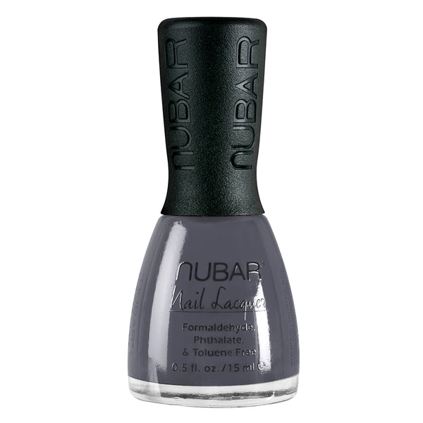 Nubar Velvet Silver NU-NSE268 Nail Polish - Simplicity Meets Elegance Collection