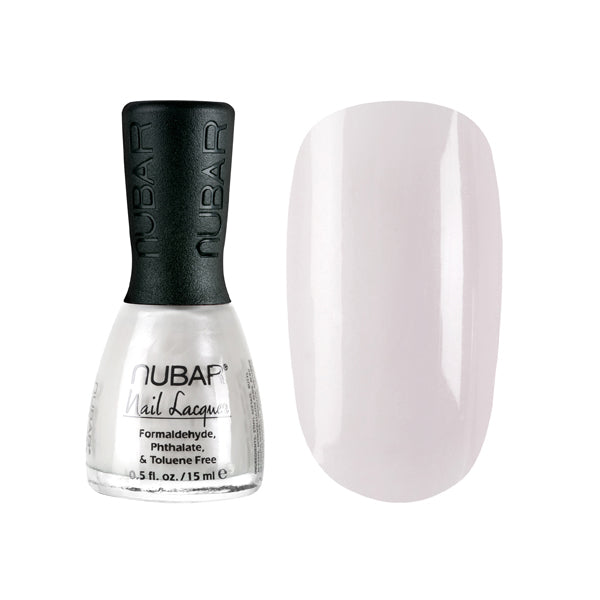 Nubar White Peony NU-NSG292 Nail Polish - Spring Garden Collection