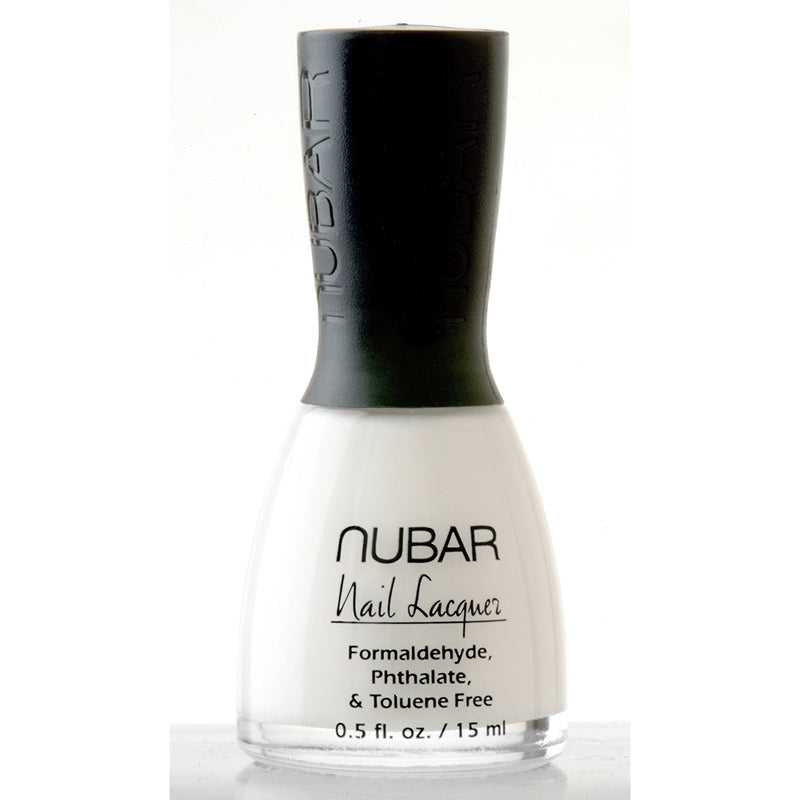 Nubar White Tip NU-N113 Nail Polish - Totally French Collection
