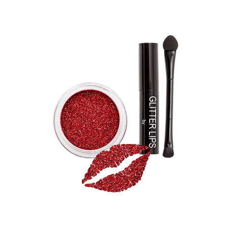 Ruby Slippers - Glitter Lips by Beauty Boulevard