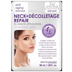 Skin Republic Neck and Decolletage Repair Mask