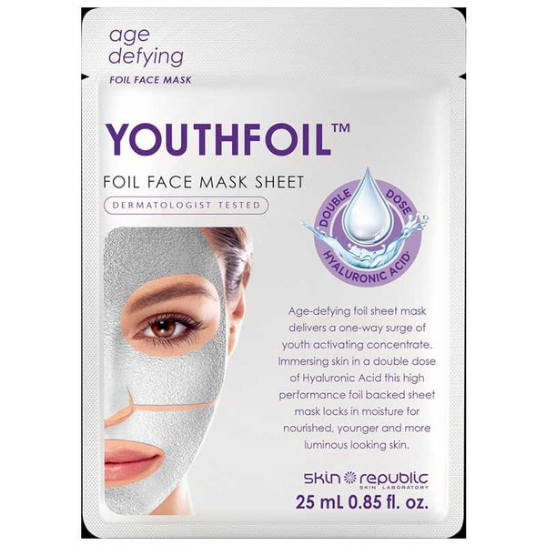 Skin Republic Youthfoil Face Mask