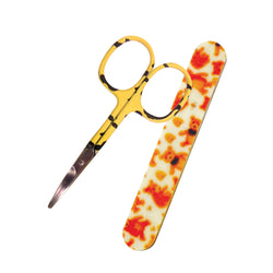 TWEEZERMAN Baby Nail Scissors and Bear File