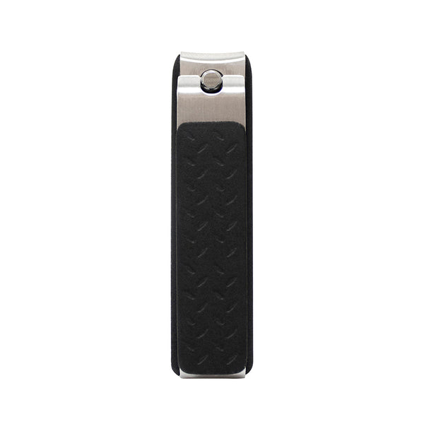 TWEEZERMAN G.E.A.R. For Men Black Precision Grip Fingernail Clipper