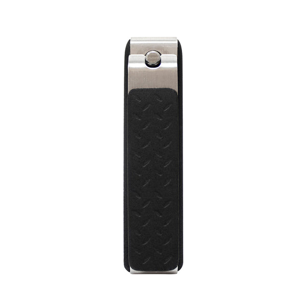TWEEZERMAN G.E.A.R. For Men Black Precision Grip Toenail Clipper