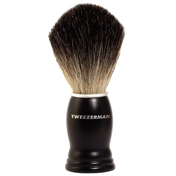 TWEEZERMAN G.E.A.R. For Men Deluxe Shaving Brush 28011-MG