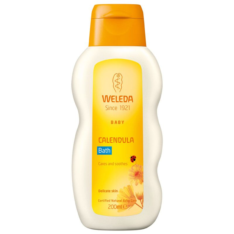 Weleda Baby and Child Calendula Bath