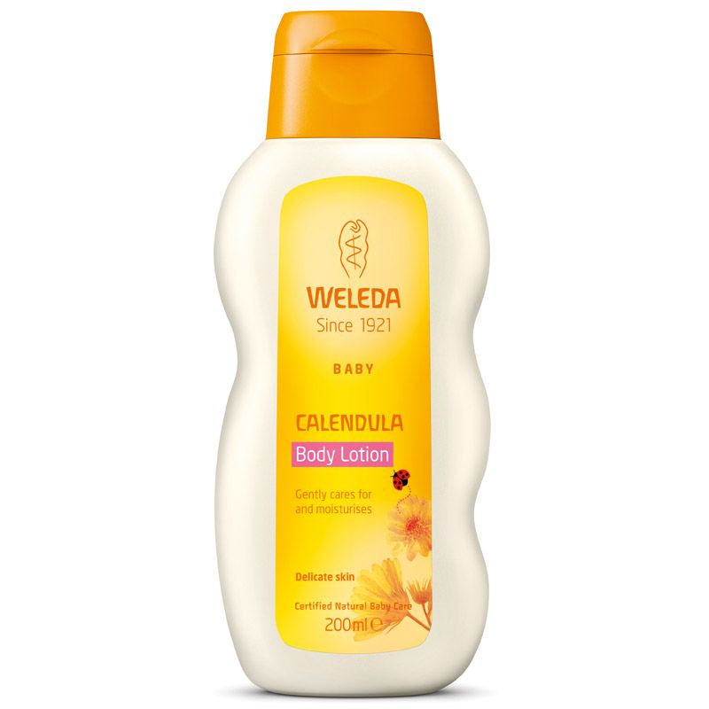 Weleda Baby and Child Calendula Body Lotion