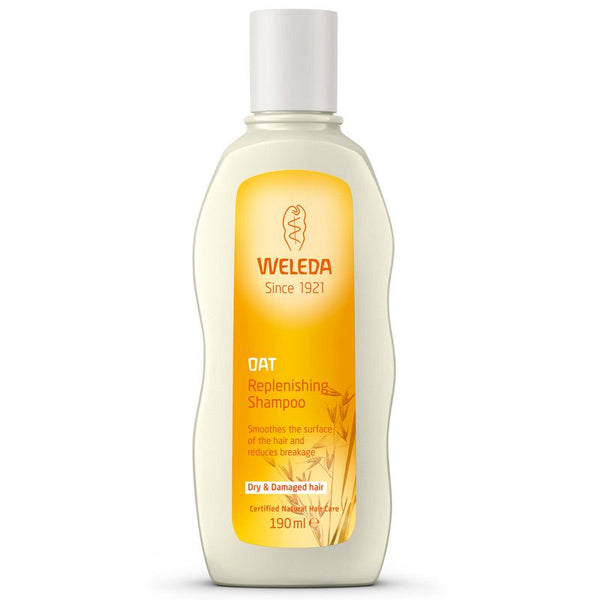 Weleda Oat Replenishing Shampoo