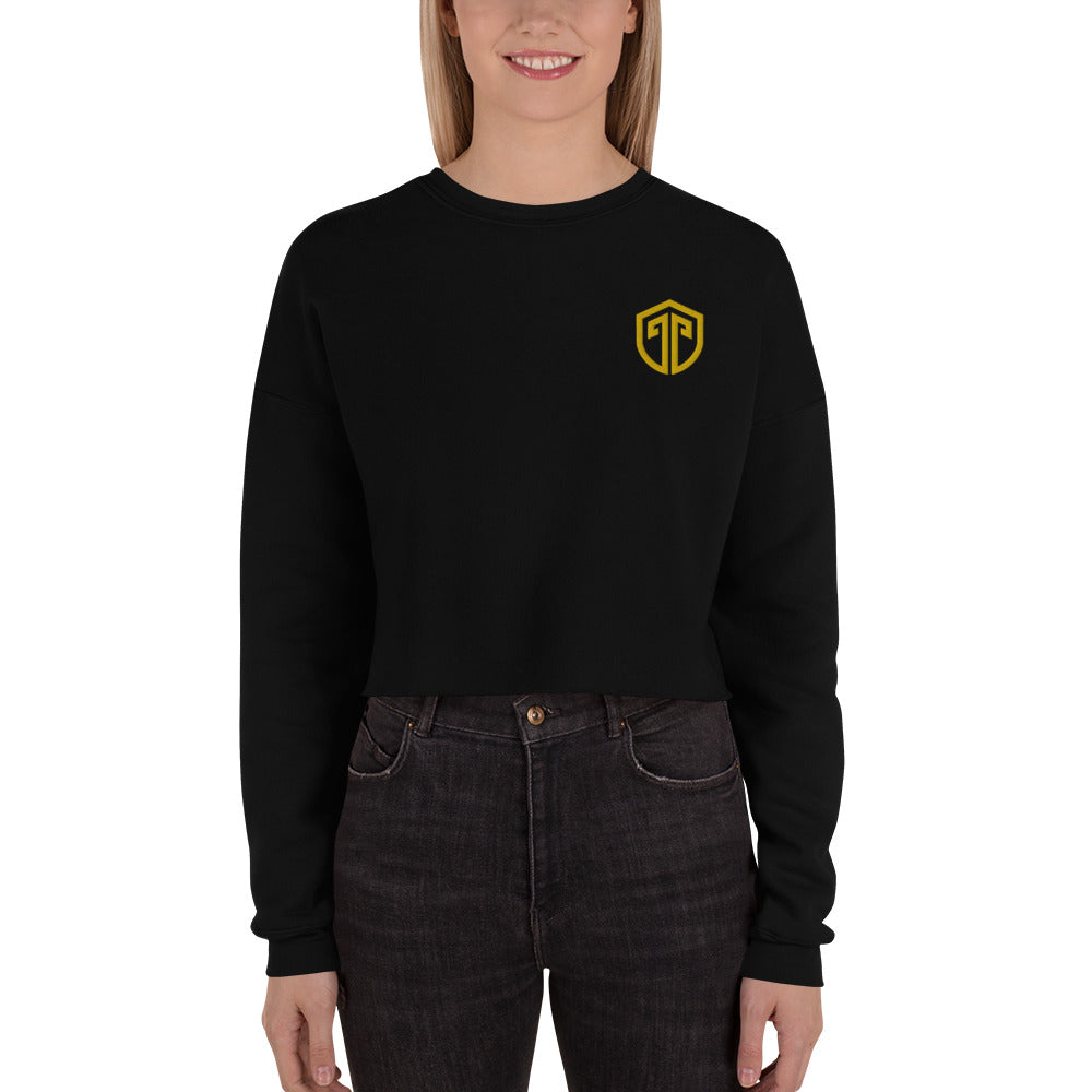 Titan Crop Sweatshirt