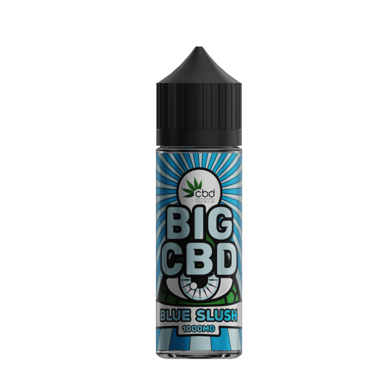 Blue Slush - Big CBD – 60ml E-Liquid  1000mg