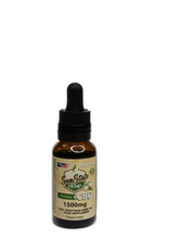 Load image into Gallery viewer, FULL SPECTRUM CBD OIL TINCTURES 1500MG 30ml.