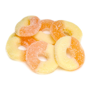 GUMMY RINGS 180MG - 6PC BAGS