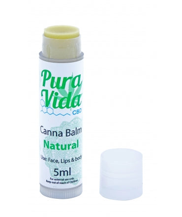 Canna Balm - Natural 5ml Stick