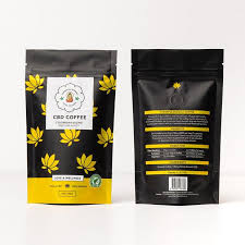 Cheerful Buddha CBD Coffee