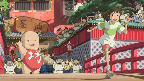 spirited away cottagecore movies