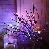 Twig Lights - Beautiful Willow Lights for Your Room-For You Aesthetics