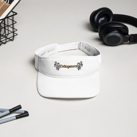 'Cottagecore' Visor-For You Aesthetics