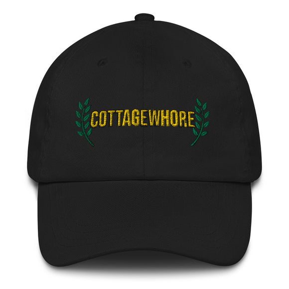 'Cottagewhore' Dad Hat-For You Aesthetics