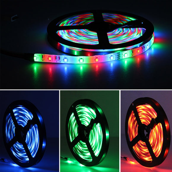 TikTok LED Remote Lights - Programmable Plug-In LED Strip Lights-For You Aesthetics