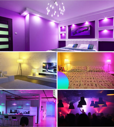 The Best Colorful Led Lights For Your Bedroom 2020 For You Aesthetics