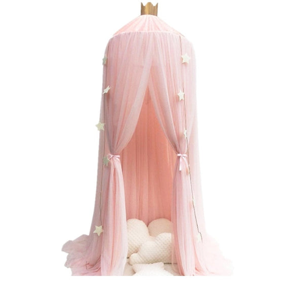 Canopy Bed Curtains - Complete Your Fairytale Look
