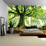 Breathtaking Forest Tapestry - Cottagecore Bedroom Decor-For You Aesthetics