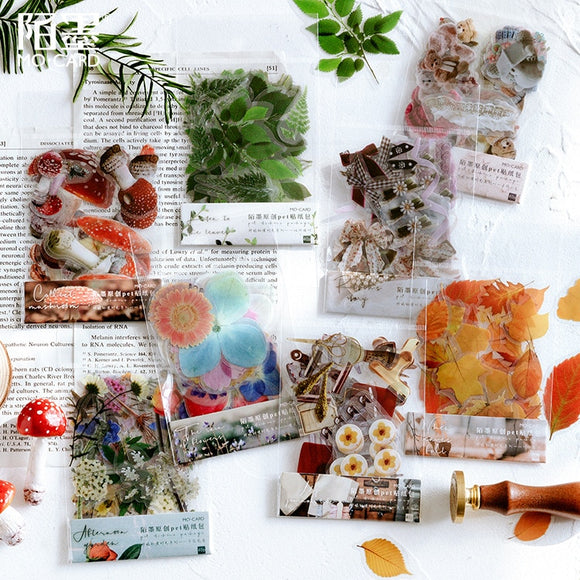 Cute Scrapbooking Cottagecore Materials-For You Aesthetics