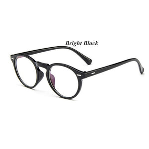 Chic Dark Academia Glasses-For You Aesthetics