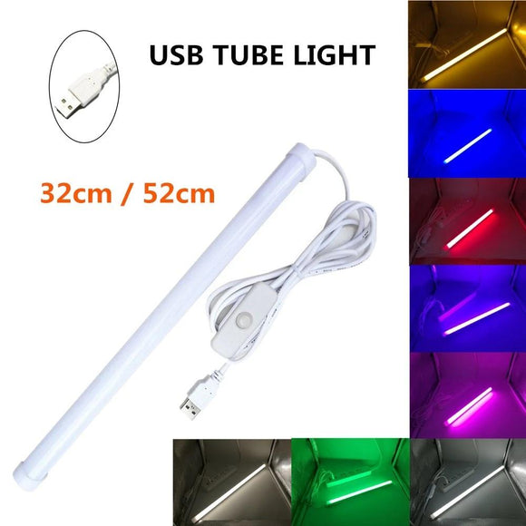 Aesthetic Neon LED Tube Lights in Multiple Colors-For You Aesthetics