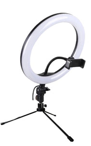 Tik Tok Ring Light and Phone Holder - Selfie Ring Light for Filming-For You Aesthetics