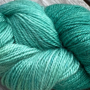 The Froggier Chorus - A blend of Baby Alpaca, Silk and Cashmere from Gogglefrogs