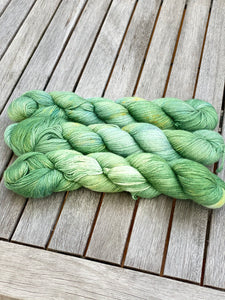 Jealous Guy - A blend of Baby Alpaca and Mulberry Silk