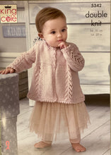 Load image into Gallery viewer, King Cole Baby and Nursery DK Pattern - 5342