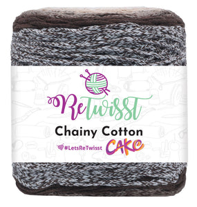 Chainy Cotton Cake - Retwisst