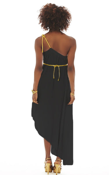Asymmetric Convertible Maxi