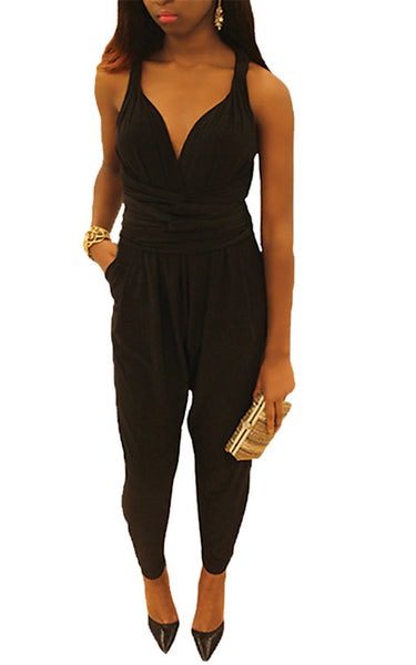 Biance Convertible Jumpsuit