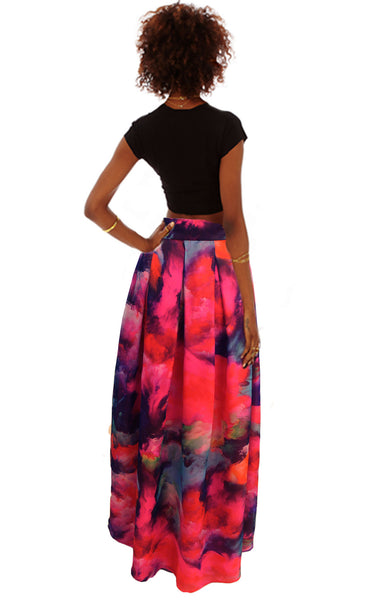 Nebula Ball Gown Skirt