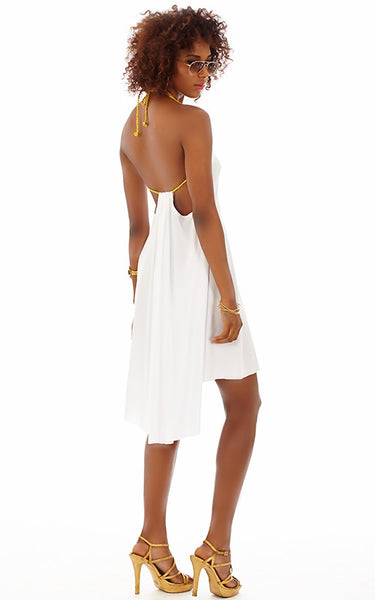 Convertible Short Dress