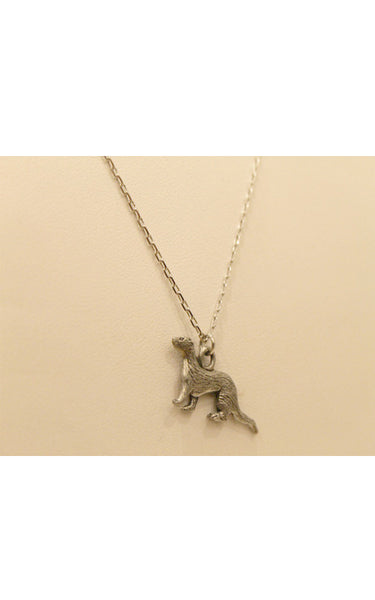 Weasel Pendant Necklace