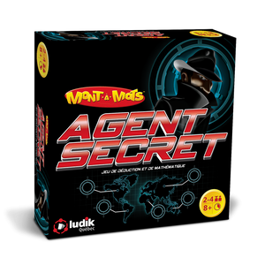 Mont-à-mots Agent Secret