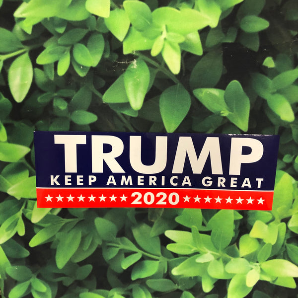 Trump Bumper Sticker - Pineapple Post