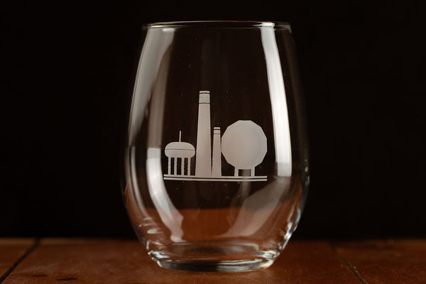 Stemless Wine Glasses - Sudbury Collection